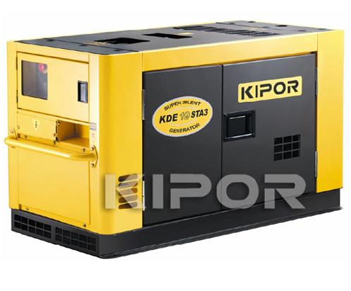Генератор дизельний, електростанція KDA19STAO3