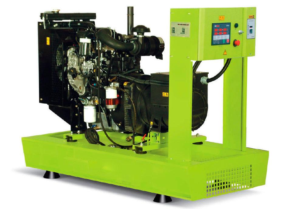 Diesel generator, power plant of Perkins, 33 kVA