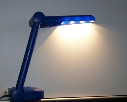 Лампа настольная на светодиодах LED-EL-25