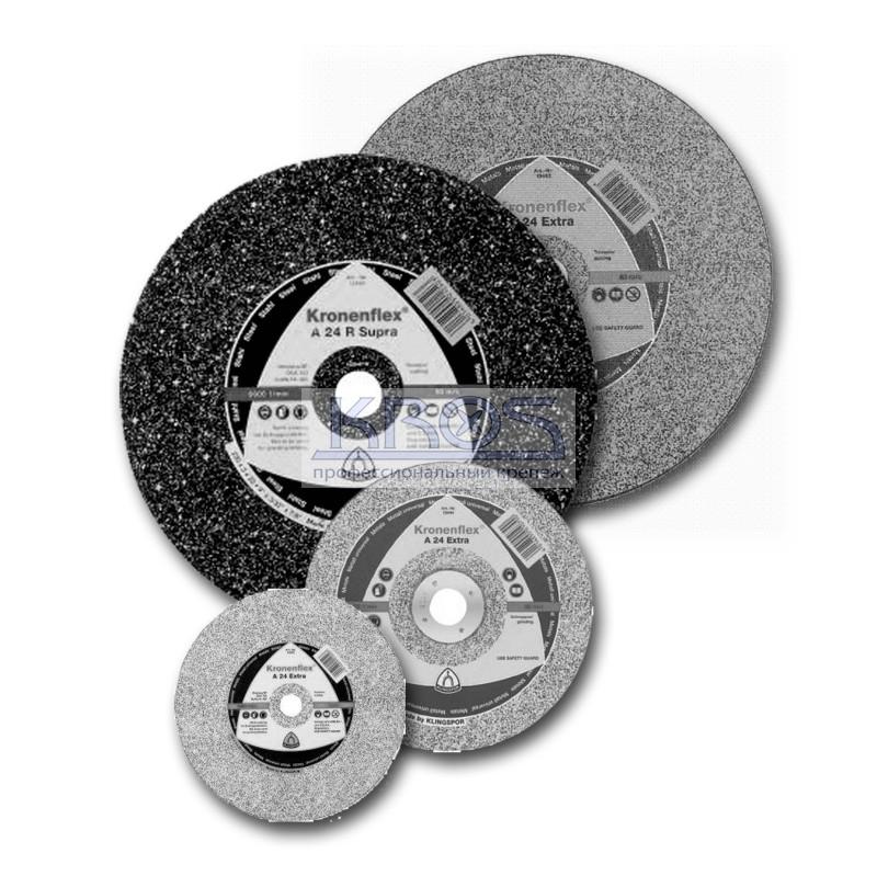 Круги отрезные и шлифовальные Kronenflex