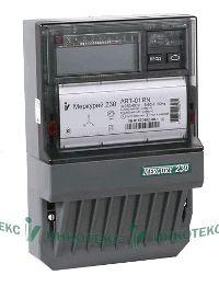 Счетчик электроэнергии трёхфазный, активно/реактивный Меркурий 230 АRT2
