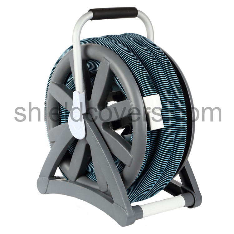 The coil winder vacuum hose Shield