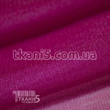 Купить Ткань Фатин crystal трехметровый (темная малина)