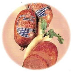 Оболочки целлюлозные в форме пузыря NaloGli, NaloBig -для варёных, варено-копченых, полукопчёных колбас.