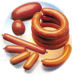 Оболочки целлюлозные прямые NaloSchmal -для варёных, варено-копченых, полукопчёных колбас