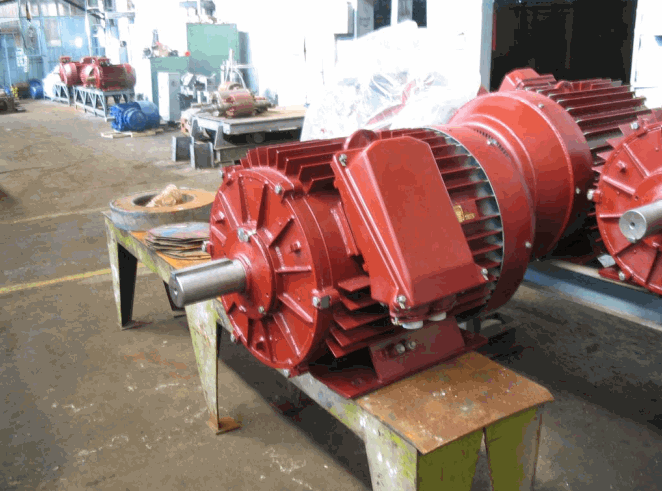 Электродвигатель 4АМУ280М2 IM1081 общепромышленного применения