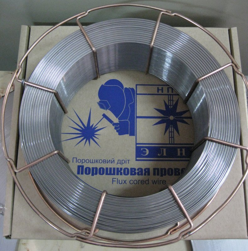 Buy Naplavochny flux cored wire PP-Np-200