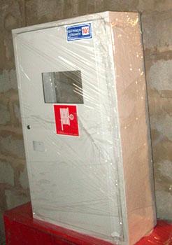 Купить Шкаф пожарный для размещения пожарного крана и огнетушителей ШП-К-О