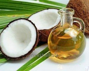 Масло кокоса, кокосовое рафинированное, от 1 кг