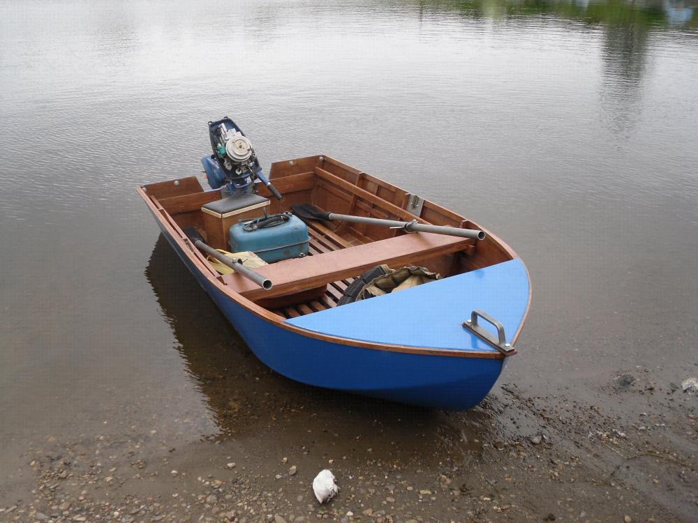 чем пропитать лодку из дерева