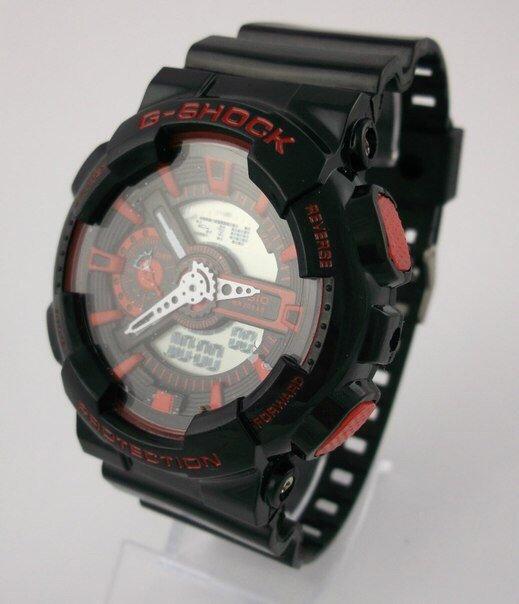 Чоловічий годинник   Спортивний годинник – Casio G-Shock купити в Київ aca59dd862679