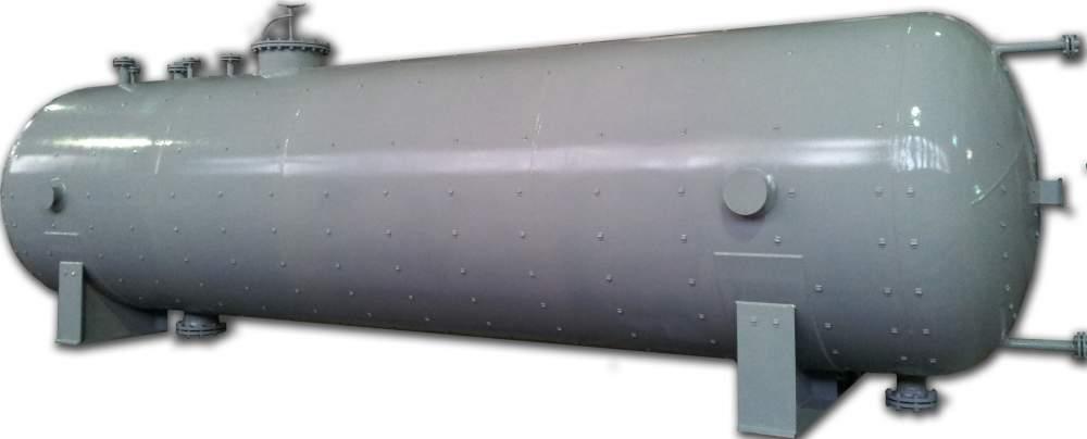 Аппарат емкостный цилиндрический для газов и жидких сред. ТУ 3615-006-00220322-2000
