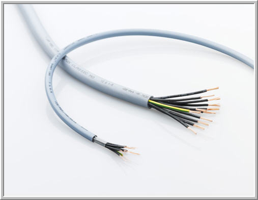 Контрольный кабель ÖLFLEX® CLASSIC 100/110