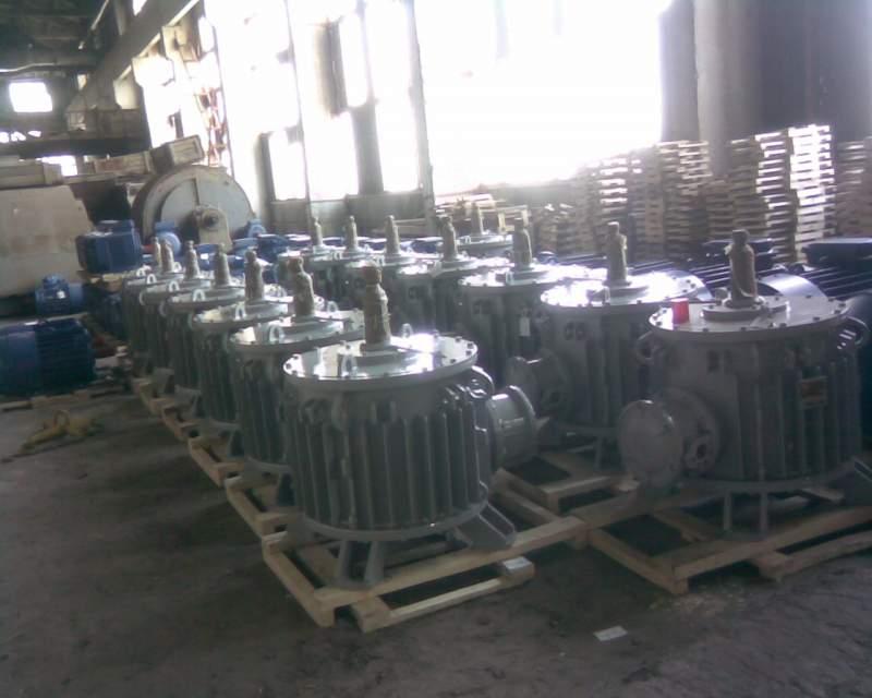 Купить Электродвигатели общепромышленные и взрывозащищенные мощностью от 0,75кВт до 400кВт, напряжением 220,380,660В