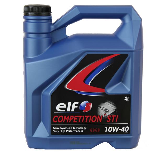 Купить Масло моторн. ELF Competition STI 10W-40