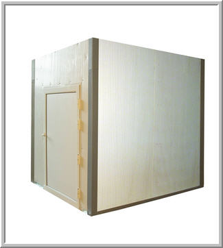 Buy Cupboard drying chamber with single loading to 400 kg