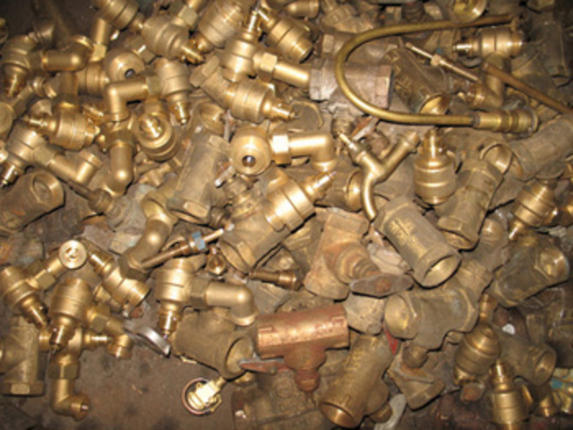 The price of brass in Dnipropetrovsk