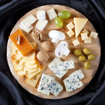 Buy Cheese plate