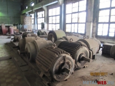 Buy Electric motors at, purchase, loading, transportation