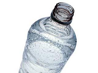 Вода столовая питьевая минеральная Хрусталь