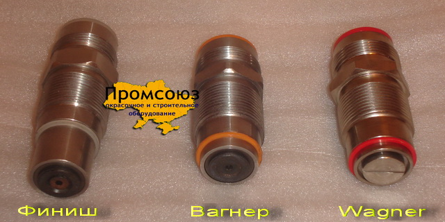 Buy Spare parts to the painting equipment Wagner 2600, Wagner 7000, the Finish 211, Wagner, Tecnover, Titan, Finish, Graco, Larius.