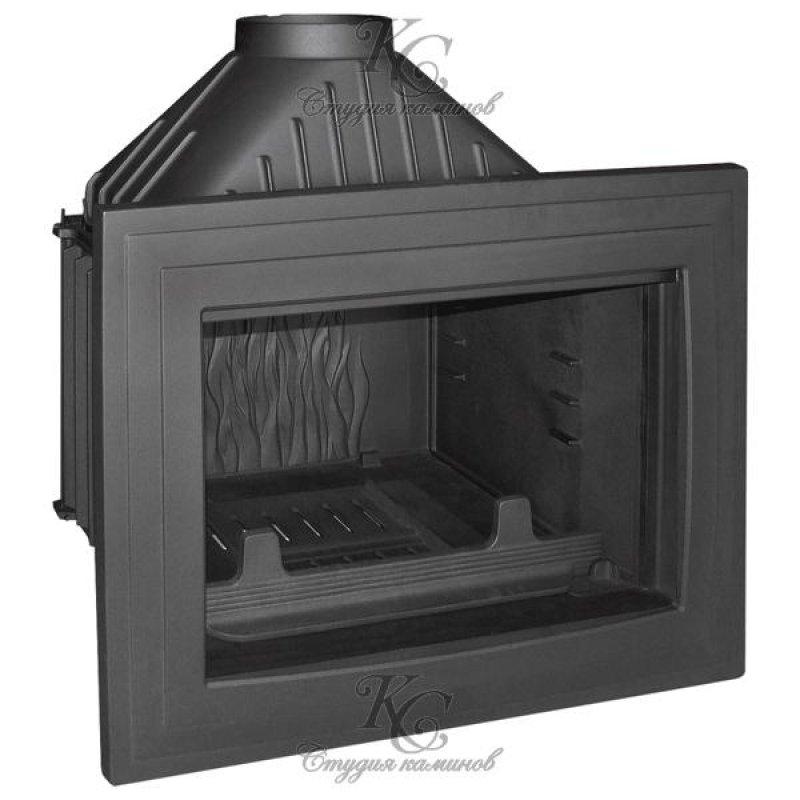 Топка каминная Uniflam 800 decor CARDE ref. 601-580