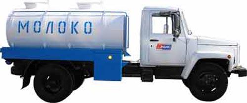 Автоцистерна АЦП-4-3307