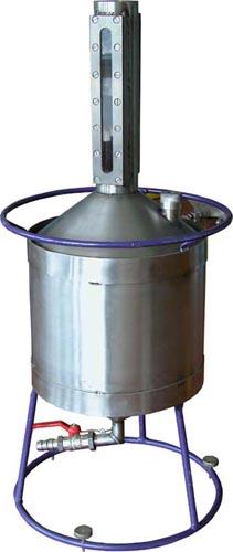 Мерник образцовый для АЗС М2р - 20. Мерники для отмера жидкости