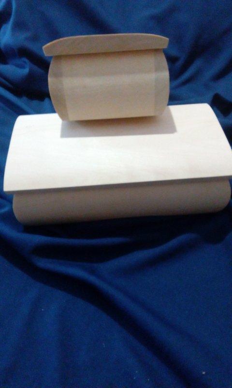 Деревянная шкатулка-ларец 210*110 мм