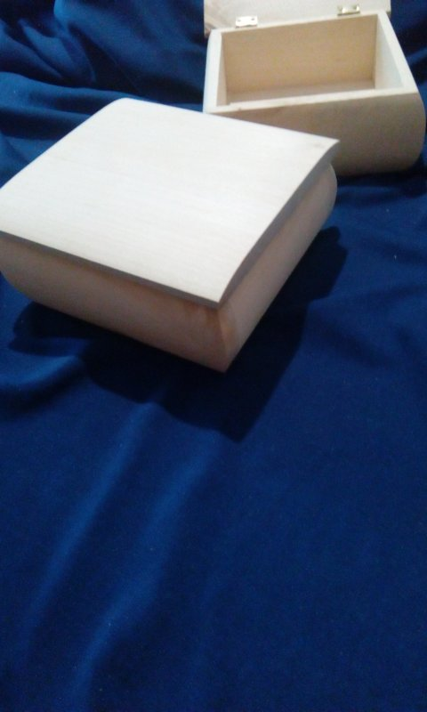 Шкатулка-ларец деревянная 150*150 мм