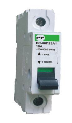 Купить Силовой выключатель ВС (под заказ) 1Р 25А Standart