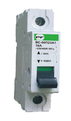 Buy The VS power switch (under the order) 2P 40A Standar