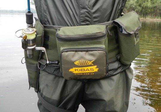 сумка рыбака летняя