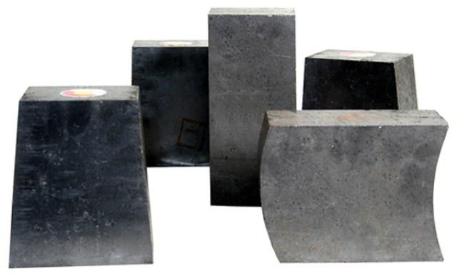 Изделия высокоогнеупорные периклазохромитовые для футеровки сталеразливочных ковшей