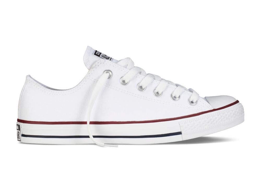 Кеди Converse All Star - Білі низькі купити в Тернопіль 70ef40dce3fca