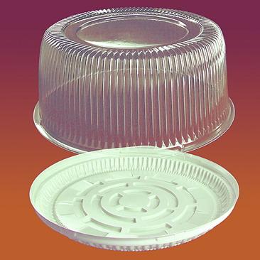 Упаковка для тортов и рулетов Код 7110