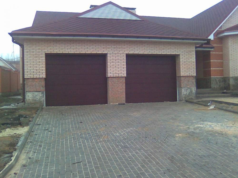 автоматические гаражные ворота в донецке