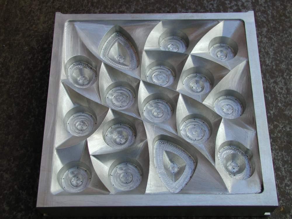 Купити Прес-форми лиття впакування цукерок, корекси
