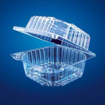 Купить Универсальные контейнера с неразделёнными дном и крышкой Код 2207