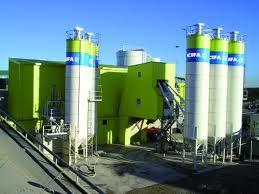 Cтационарный быстровозводимый бетонный завод CIFA модели CIFA DRY/WET