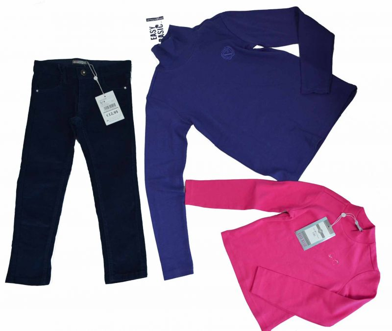 Buy Clothes for teenagers Stock clothes wholesale from Piazza Italia