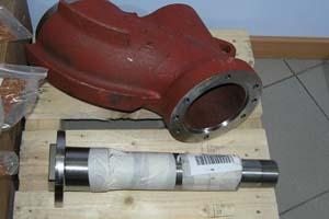 S-образные клапаны к бетононасосам CIFA