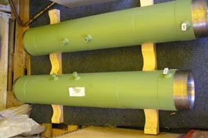 Бетонные гильзы к бетононасосам CIFA
