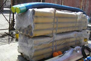 Оригинальные резиновые бетоноводы к бетононасосам CIFA