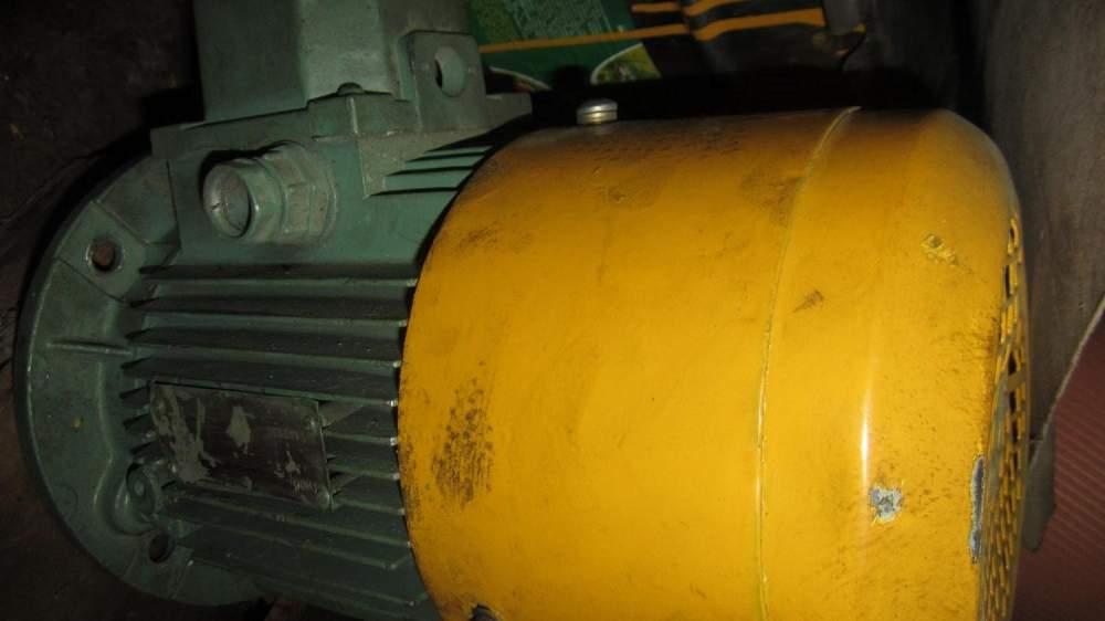 Двигатель асинхронный 5АИ80А4