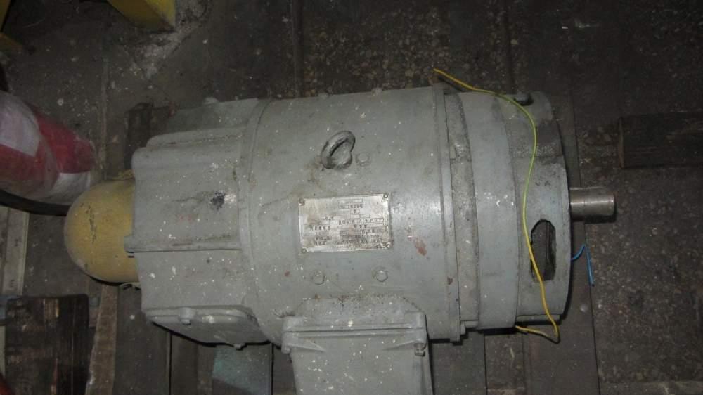 Двигатель асинхронный ПБСТ52У4