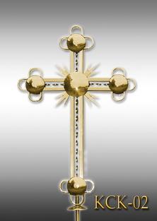 Крест накупольный КСК-02 1,5м