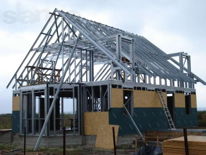 Buy THE FRAME HOUSE FROM metal THE PROFILE