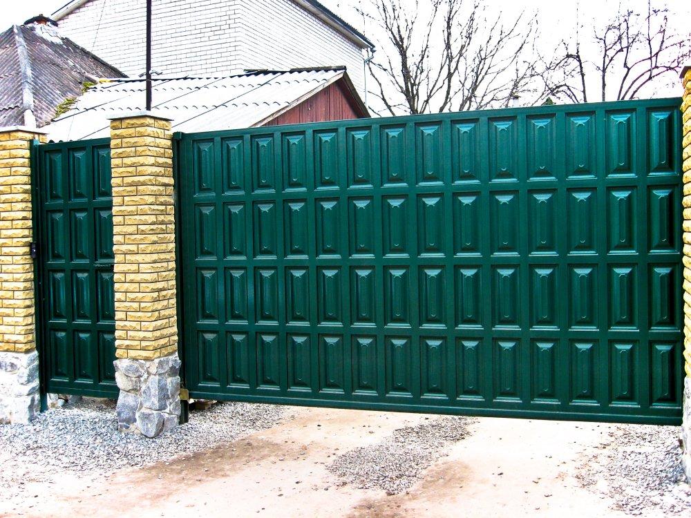 Автоматически ворота купить в украине заказать ворота в туле