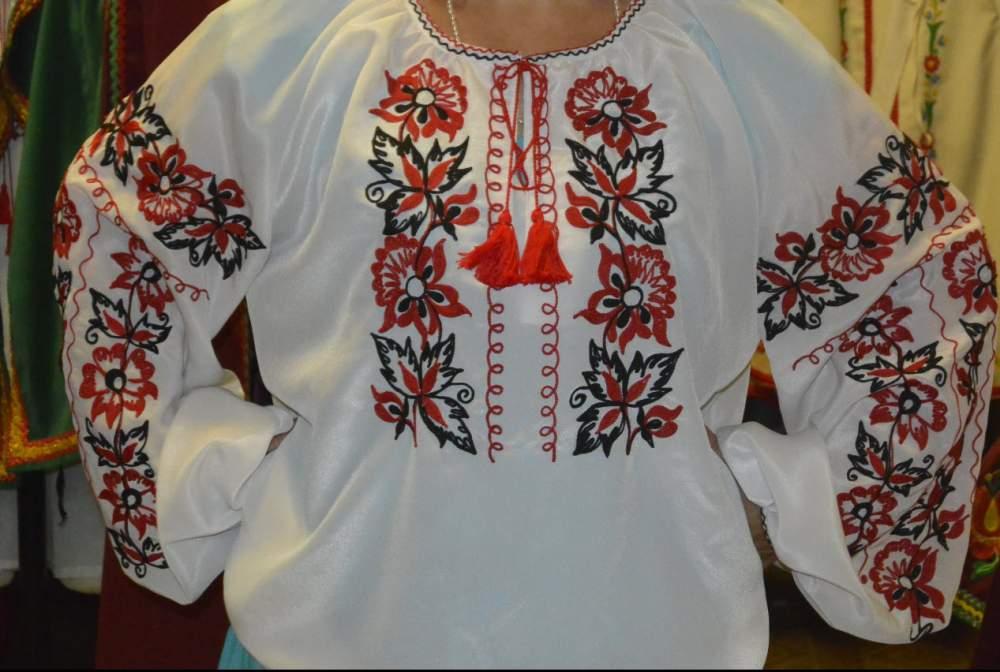 Вишиванка  Блуза українська